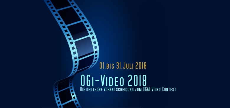 Deutsche VE zum OGAE Video Contest 2018