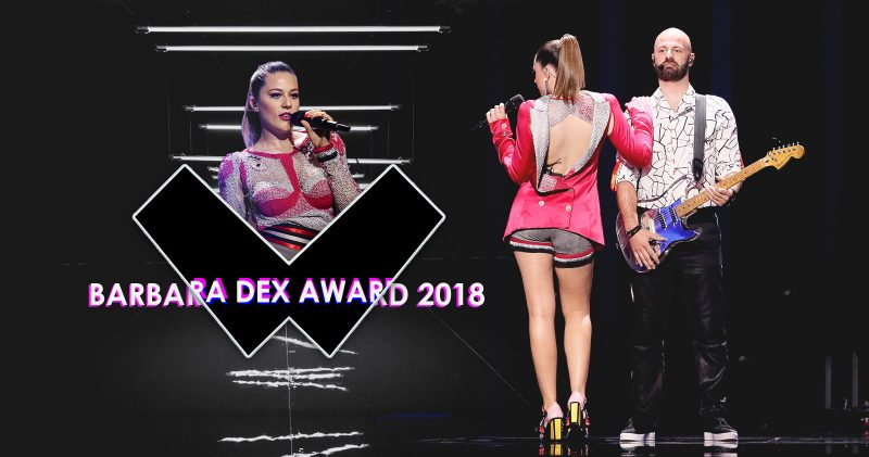 barbara dex award 2018